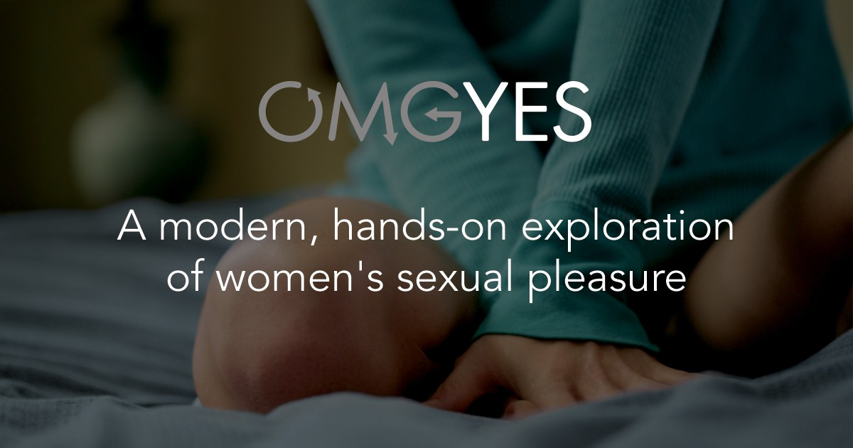 an entirely new way to explore women's pleasure.